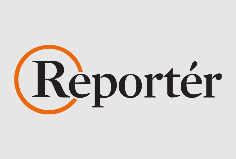 Logo Magazín Reportér