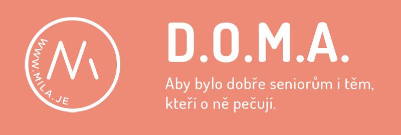 Projekt D.O.M.A. banner